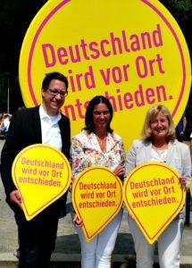 Kampagnenstart-Hannover